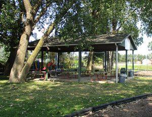 Kathy Edwards Park Pavilion